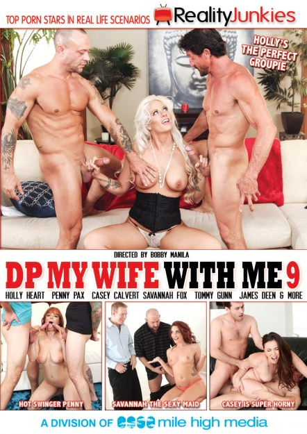DP My Wife With Me #09 Dvd Cover
