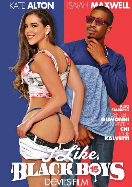 I Like Black Boys #15 Dvd Cover
