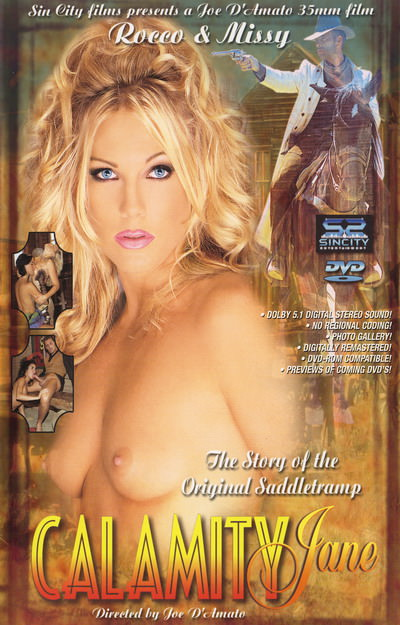 Calamity Jane Dvd Cover