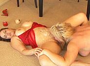 Chubby Lesbians In Love #01, Scene #4