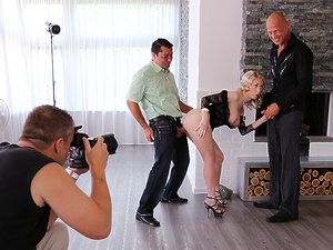 Backstage with Isabella Clark, Scene #01
