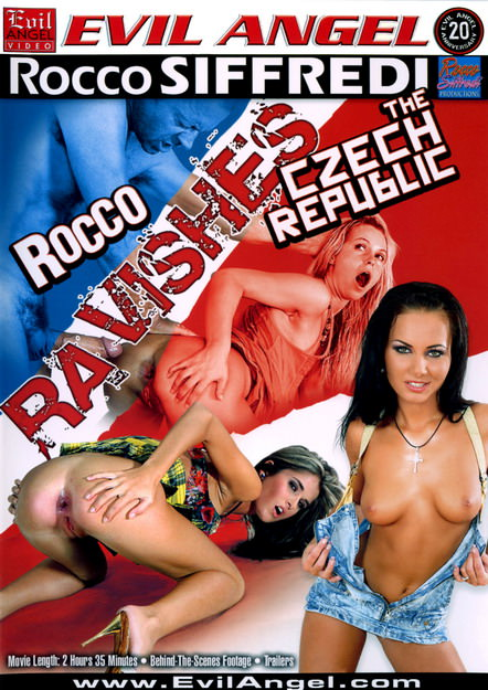 Rocco Ravishes Czech Republic