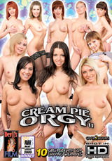 Cream Pie Orgy #11