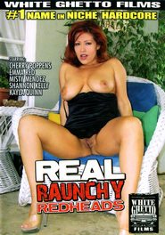 Real Raunchy Redheads DVD Cover