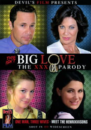 This Isn't Big Love: The XXX Parody DVD Cover