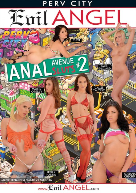 Anal Avenue Sluts #02