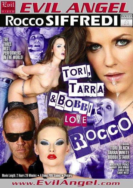 Tori, Tarra & Bobbi Love Rocco Dvd Cover