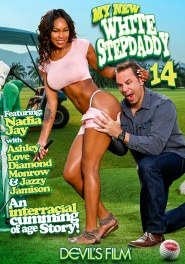 My New White Stepdaddy #14 Dvd Cover