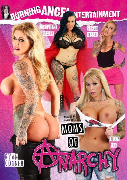Moms Of Anarchy Dvd Cover