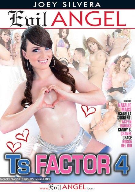 TS Factor #04 Dvd Cover