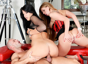 Anal Euro-Filth Threesome