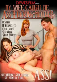 My Wife Caught Me Assfucking Her Mother #09 Dvd Cover