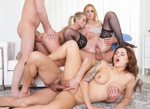 HD orgie