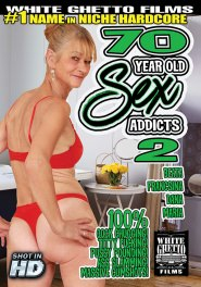70 Year Old Sex Addicts #02 DVD Cover