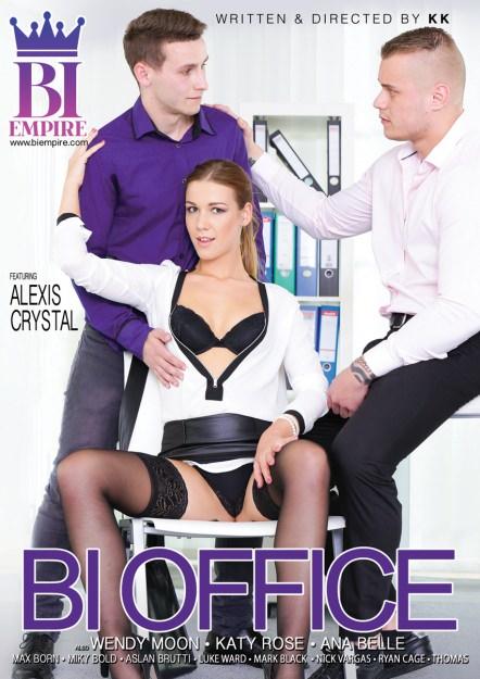 Bi Office Dvd Cover