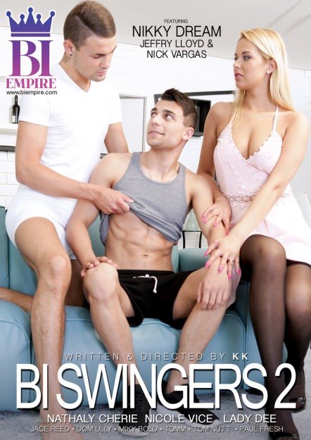 Bi Swingers #02 Dvd Cover