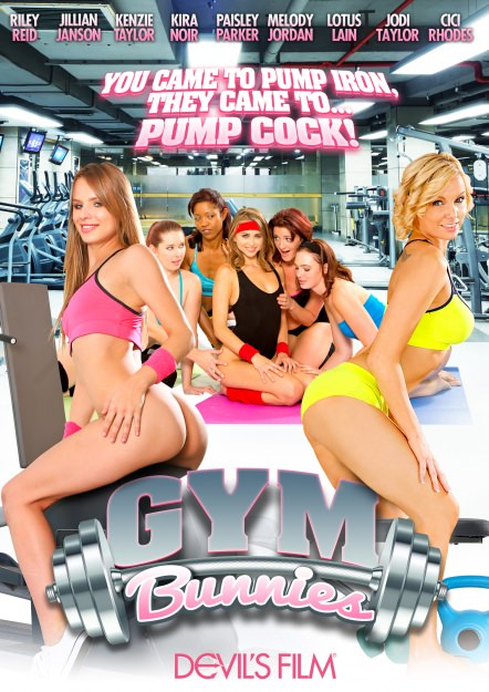 Gym Bunnies Dvd Cover