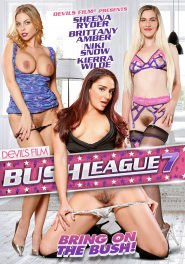 Bush League #07 DVD Cover