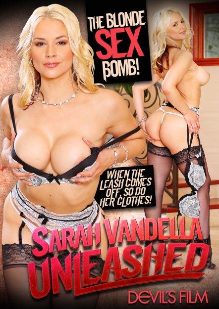 Sarah Vandella Unleashed Dvd Cover