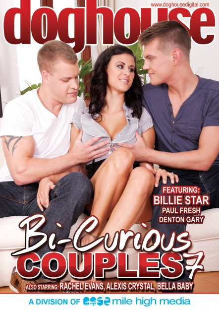 Bi Curious Couples #07 Dvd Cover