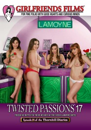 Twisted Passions #17: Lamoyne Hotel 9 Dvd Cover