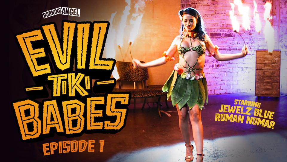 Evil Tiki Babes: Episode 1, Scene #01