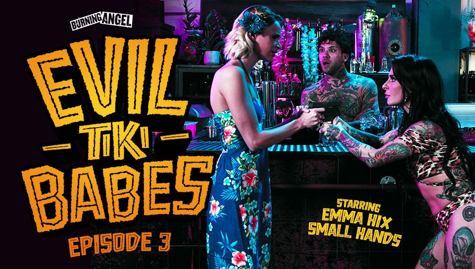 Evil Tiki Babes: Episode 3, Scene #01