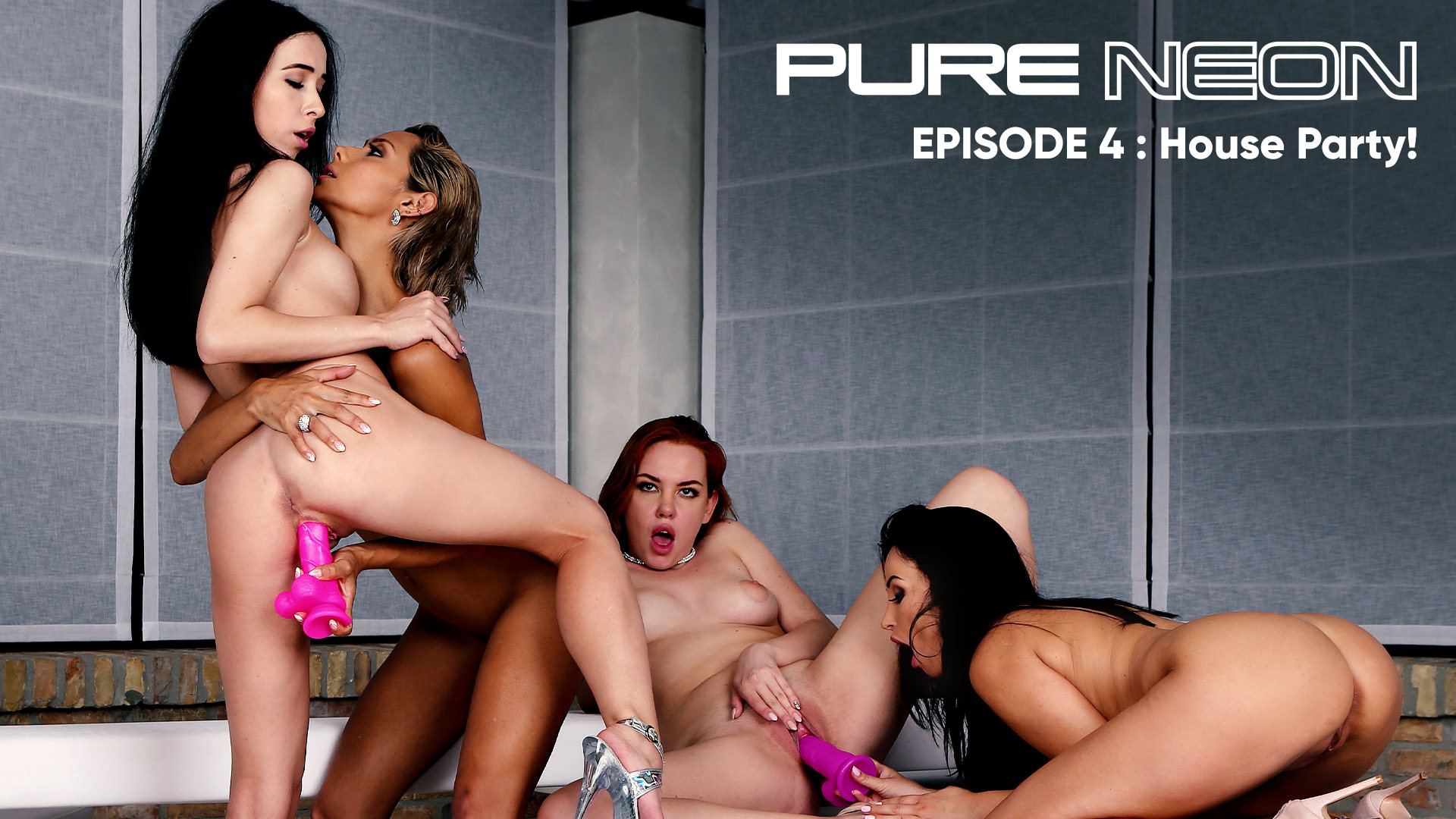 Pure Neon: House Party!