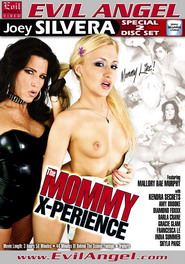 The Mommy X-Perience DVD Cover
