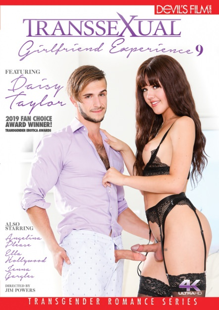 Transsexual Girlfriend Experience #09 Dvd Cover