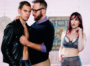 Stuck With Him & Her - Audrey Noir, Tony Sting & Joel Someone