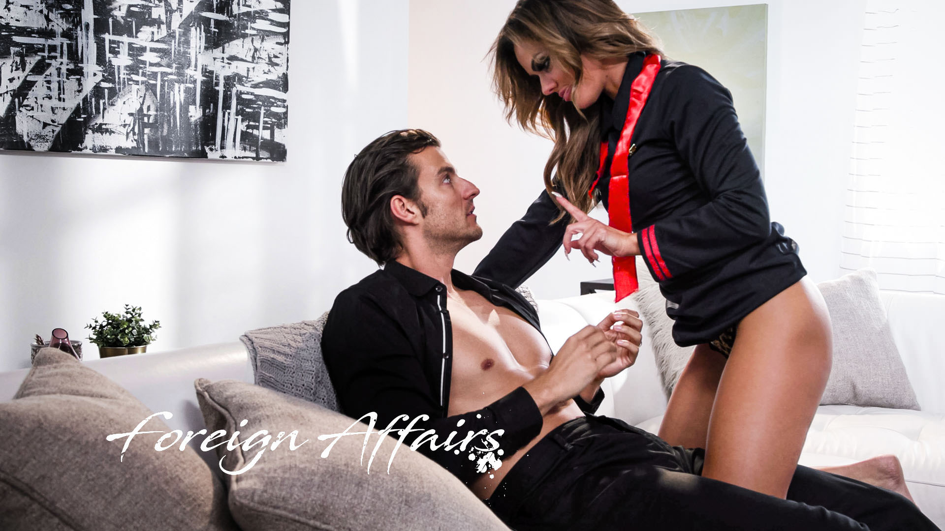 Foreign Affairs, Scene #01