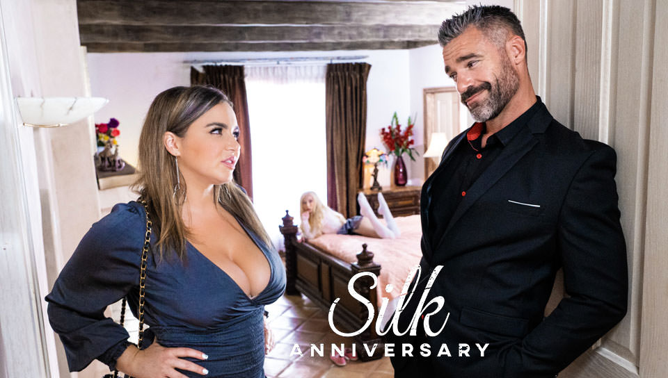 Silk Anniversary, Scene #01