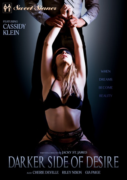 Darker Side of Desire Dvd Cover
