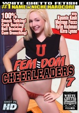 Fem Dom Cheerleaders #07 - Part 1 Dvd Cover
