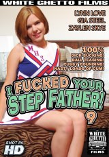 I Fucked Your Step Father #09 Dvd Cover