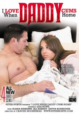 I Love When Daddy Cums Home Dvd Cover