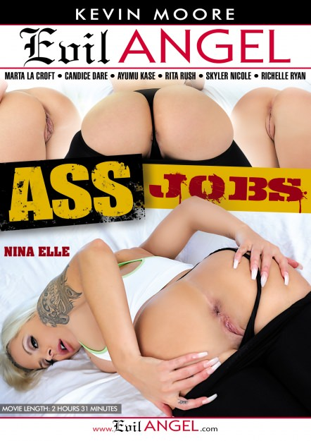Ass Jobs DVD Cover
