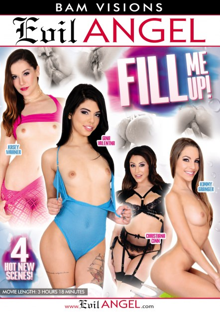Fill Me Up DVD Cover