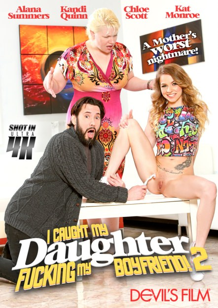 I Caught My Daughter Fucking My Boyfriend #02 Dvd Cover