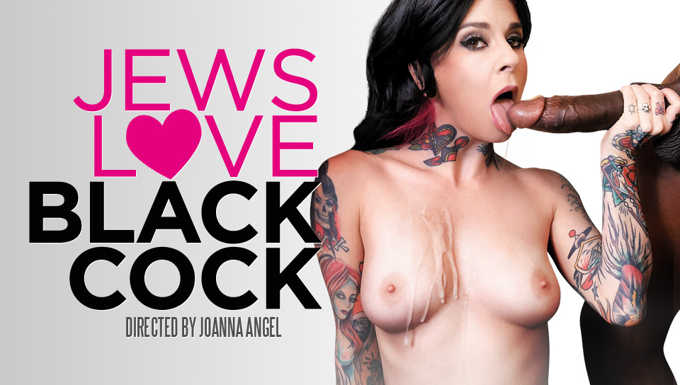 Jews Love Black Cock - Part 5