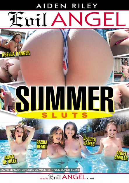 Summer Sluts Dvd Cover