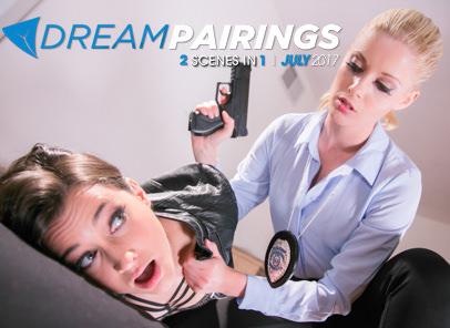 GirlsWay – Dream Pairings: The Stalker – Charlotte Stokely, Riley Reid, Georgia Jones