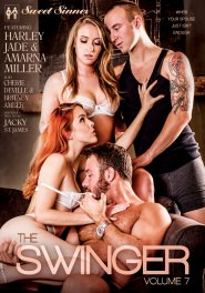 The Swinger #07 DVD Cover