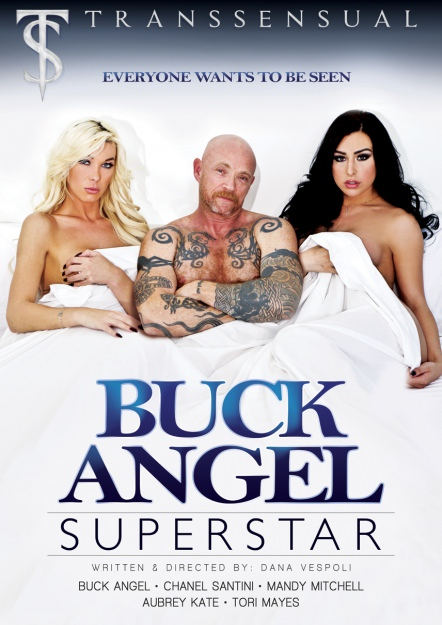 Buck Angel Superstar Dvd Cover