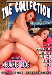 Melanie Rios Collection DVD Cover