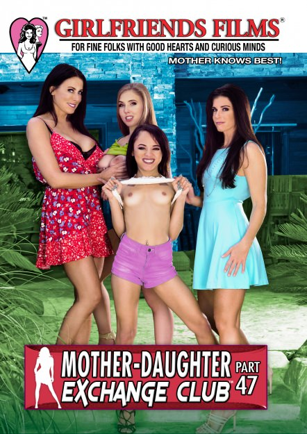 Mother Daughter Exchange Club #47 DVD Cover