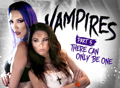 GirlsWay – Vampires Part There Can Only One – Shyla Jennings , Jelena Jensen