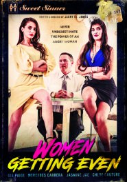 Women Getting Even DVD Cover