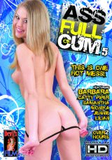 Ass Full Of Cum #05 Dvd Cover
